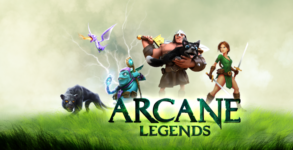 Arcane Legends MMO-Action RPG Android apk v1.6.0 (MEGA)