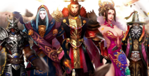 Dynasty Blades: Warriors MMO Android apk v2.3.0 MOD (MEGA)