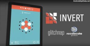 Invert - A Minimal Puzzle Game Android apk v1.0.1 (MEGA)