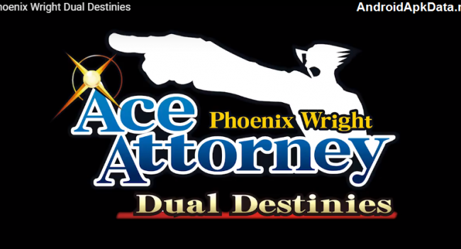 Ace Attorney: Dual Destinies Android apk v1.0 (MEGA)