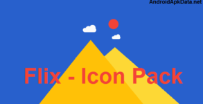 Flix - Icon Pack Android apk v0.4.2(beta) (MEGA)