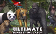 Ultimate Jungle Simulator Android apk v1.1 (MEGA)