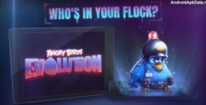 Angry Birds Evolution Android apk + data v1.8.2 (MEGA)