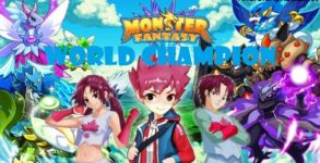 Monster Fantasy: World Champion Android apk v1.0.0 (MEGA)