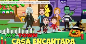 My Town : Haunted House (Casa Encantada) Android apk v1.02 (MEGA)