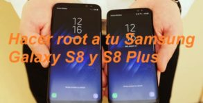 Tutorial como rootear tu Samsung Galaxy S8 y S8 Plus (root)
