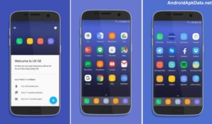 UX Experience S8 - Icon Pack apk v0.6(beta) Android (MEGA)