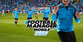 Football Manager Mobile 2017 apk v8.0 (MEGA)
