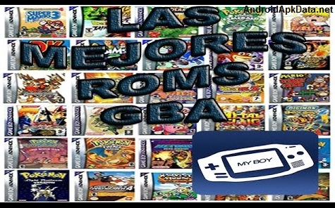 ROMS (Juegos) GBA - Game Boy Advance (MEGA)