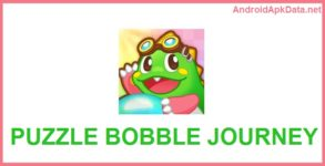 PUZZLE BOBBLE JOURNEY apk v1.0.0 Android (MEGA)