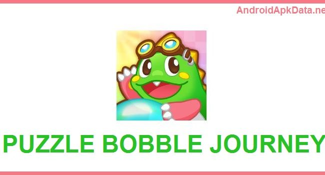 PUZZLE BOBBLE JOURNEY apk v1.0.1 Android (MEGA)