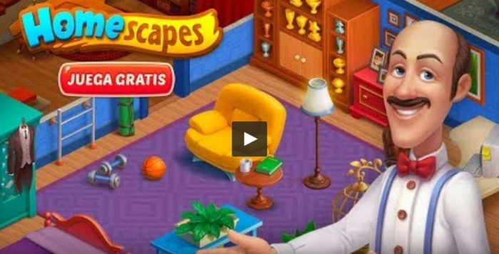 Homescapes apk v0.7.0.900 Android Full Mod (MEGA)