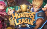 Hunters League : The story of weapon masters apk v1.2.0 Mod (MEGA)