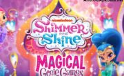 Shimmer and Shine: Magical Genie Games for Kids apk v1.0 (MEGA)