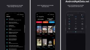 Swift for Samsung - Dark & Black Substratum Theme apk v1.4 (MEGA)