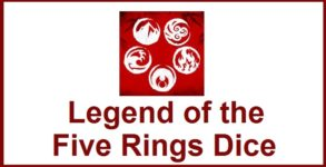 Legend of the Five Rings Dice apk v1.0.1 Android (MEGA)