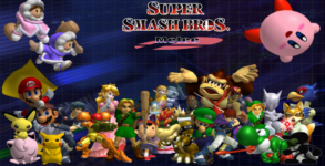 Super Smash Bros Melee apk Android + Emulator (MEGA)