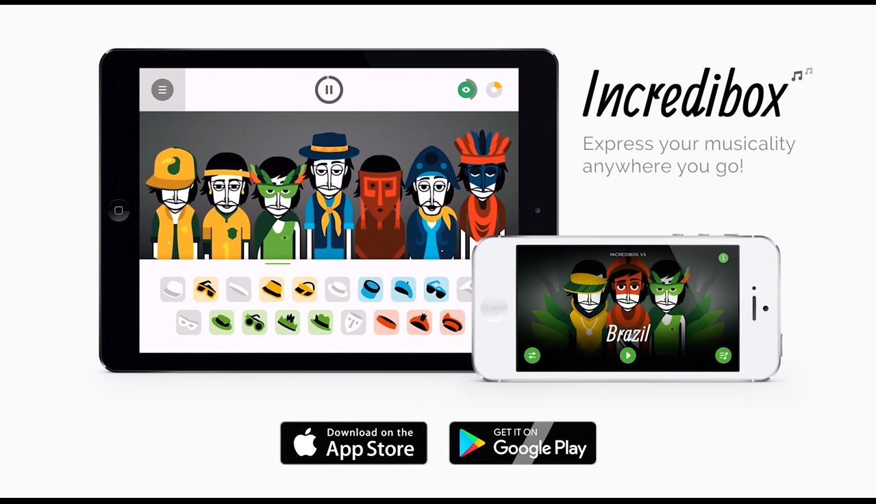 Incredibox apk v0.2.7 Android Full (MEGA)