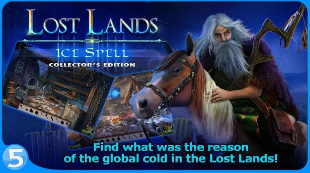 Lost Lands 5 (Full) apk v1.0.1 Android (MEGA)