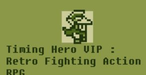 Timing Hero VIP : Retro Fighting Action RPG apk v1.0.1 (MEGA)