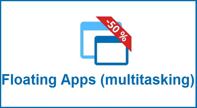 Floating Apps (multitasking) apk v4.4.6 Android (MEGA)