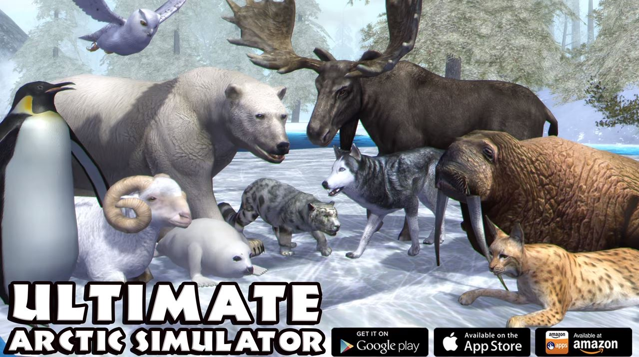 Ultimate Arctic Simulator apk v1.1 Android (MEGA)