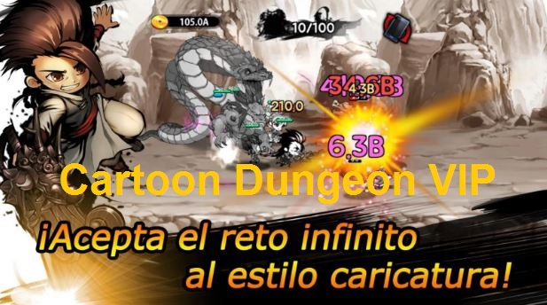 Cartoon Dungeon VIP apk v1.0.75 Android Full (MEGA)