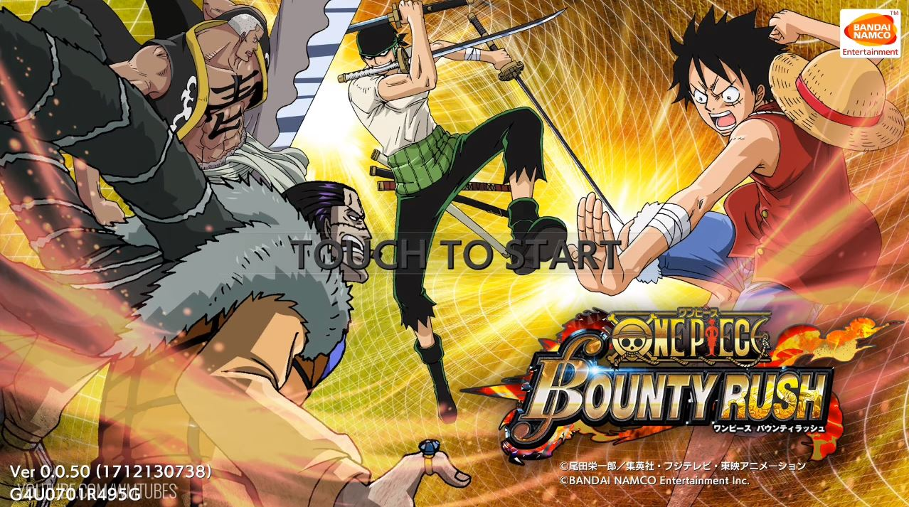 ONE PIECE Bounty Rush apk v1.0.9 Android Full (MEGA)