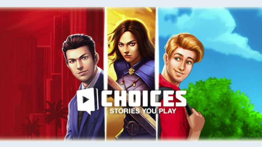 Choices: Stories You Play apk v2.3.5 Android Full Mod (MEGA)