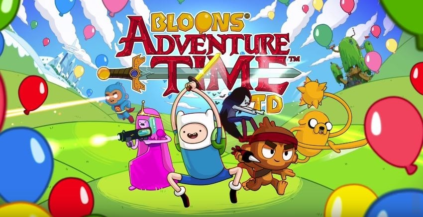 Bloons Adventure Time TD apk v1.0.6 Full Mod (MEGA)