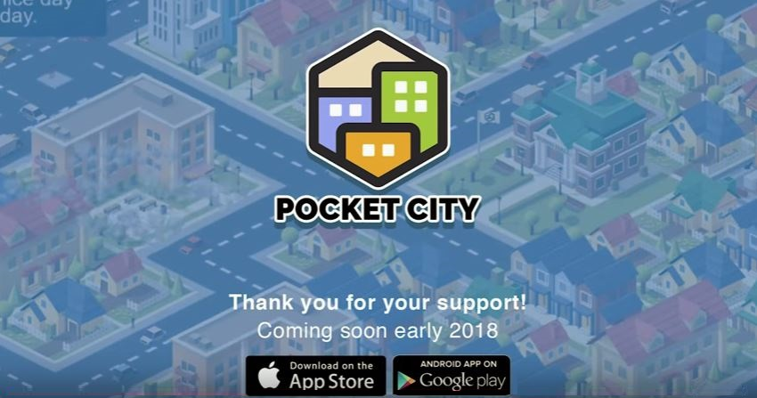 Pocket City apk v0.1.101 Android Full Premium (MEGA)