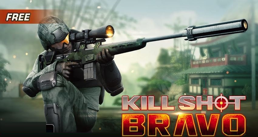 Kill Shot Bravo apk v5.3 Android Full Mod (MEGA)