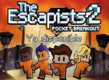 Escapists 2: Fuga de bolsillo apk v1.0.554288 Full Mod (MEGA)